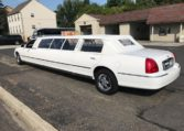 2006 Lincoln 120″ 5 door Convertible Limousine, Krystal Koach conversion