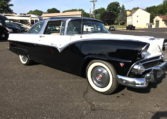 1955 Ford Fairline Crown Victoria, 2 door cp