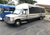 Ford E-450 Ameritrans Shuttle Bus