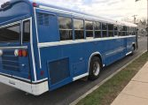 Blue Bird 40′ Coach, Detroit Diesel, 40 pass