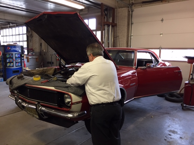top-of-the-line restoration services for specialty cars